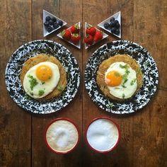 Symmetry breakfast