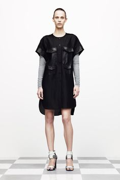 Alexander Wang Resort 2012 - Collection - Gallery - Style.com