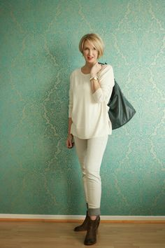 glam up your lifestyle : Winter white