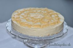 Lemon cheesecake (without baking)