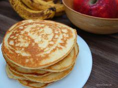 Pfannkuchen nach Omas altem Rezept.