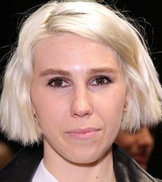 News: Zosia Mamet Talks Hair; Skin Care Tips for Your 20s   Dailymakeover