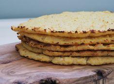 Glutenfria tortillas: Blomkålstortillas. Dessa tortilla-inpirerade bröd är glutenfria, spannmålsfria och mejerifria. Du gör dem enkelt i ugnen.