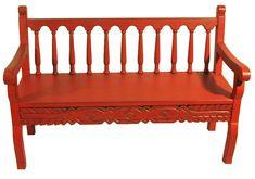 Furniture - Barrotes Bench - LR-1308