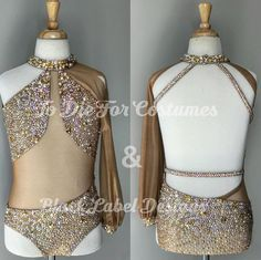 I'm so excited to showcase this beauty for our girl,                               Miss Alex Lonigro!! #todieforcostumes #BLDe...