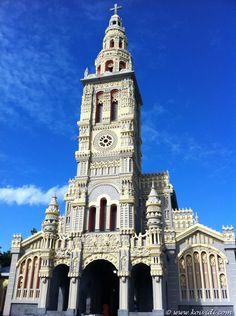 Eglise de Sainte Anne - Monument historique - Ile de La Réunion