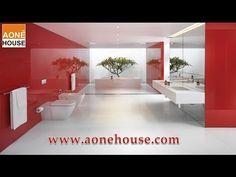 Watch out the video about Designer Sanitary Wares & Accessories - www.aonehouse.com  Aone House supplies variety of design sanitary ware and accessories, wash basin, water closets, urinal, Italian and Iranian water closets with flexible and less water consuming with compact flush. The bathroom and toilets are also installed with white wash basins supported by various types of pedestal. The construction of the urinal must minimize splashing and drain quickly.
