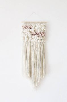 Woven wall hanging  Woven wall art  Woven tapestry wall