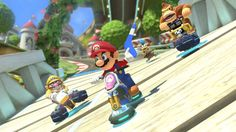 Mario Kart 8 Video Preview - http://videogamedemons.com/mario-kart-8-video-preview/