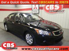 Used-2009-Honda-Accord-3.5 EX-L