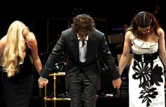 Chess in Concert - Kerry Ellis, Josh Groban, and Idina Menzel. Just a few of my favorite people.
