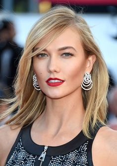 Looks de belleza Cannes 2015