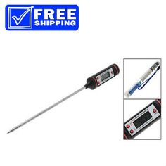 Digital LCD Thermometer Food Temperature Sensor at 1CrazyDeal.com $7.49 +Free Shipping