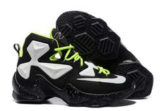 best service e2f8b f1450 Nike LeBron 13 Black Glow in the Dark Available Online