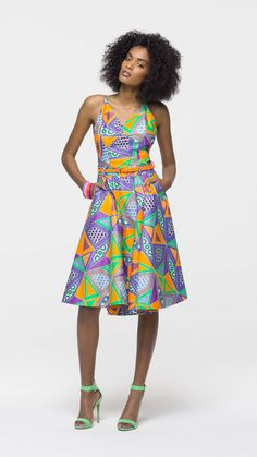 Voilà for you, by Vlisco | VIII | LIFE OF THE PARTY