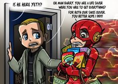 Dc Comics, Flash Comics, Supergirl Comic, Supergirl And Flash, Arrow Funny, Arrow Memes, The Flash 2, Lord Mesa Art, Arrow Comic