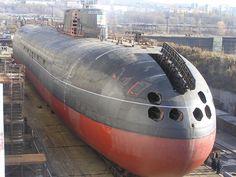 Classe Oscar II Proprietà URSS, Russia Cantiere Sevmash (Severodvinsk)