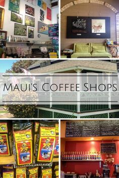 Wondering where to get coffee on Maui? Check out 6 of our favorite coffee spots . Maui Honeymoon, Hawaii Vacation, Maui Hawaii, Hawaii 2017, Visit Hawaii, Italy Vacation, Honeymoon Destinations, Hawaii Travel Guide, Maui Travel