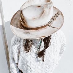 Hat: Rare Bird Featuring:@rubyroxannedesigns #americanhatmakers #ahmfamily #hatlover #hatsforher #hatlove #rarebird #limited #limitedquantity #new #distressed #felthat #rustic #rusticboho #hatshots #hatday #hatinspo #headaccessories #outfitlook #outfitoftheday Outfit Look, Outfit Of The Day, Hat Day, Rare Birds, Head Accessories, Mad Hatters, Cool Hats, Felt Hat, Creative Thinking
