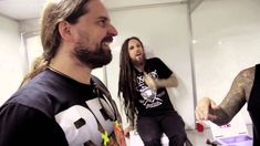 Korn performs Sepultura's 'Roots Bloody Roots' with Andreas Kisser & Der...