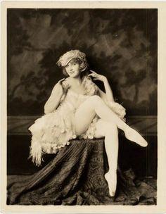 Vintage Ballerina M.Eaton by *Beinspyred on deviantART