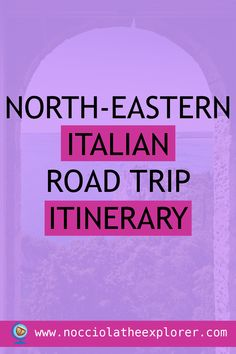 North-Eastern Italian Road Trip Itinerary – 10 Unique Places To See Healthy Mind And Body, Explore Travel, Visit Italy, Places To See, Helpful Hints, Travel Tips, Road Trip, Gems, Community