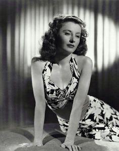 """Classic-hollywood-glam: """"Barbara Stanwyck"""""""