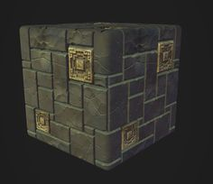 ArtStation - World of Warcraft Material Studies, Phillip Jenné Game Textures, Hand Painting Art, World Of Warcraft, Zbrush, Decorative Boxes, Study, Hand Painted, Statue, Patterns