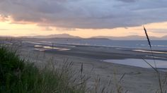 Evening settling over the Coolie Mountains. Cottages Ireland, Night Skies, Irish, Sunrise, Clouds, Sky, Celestial, Mountains, Beach