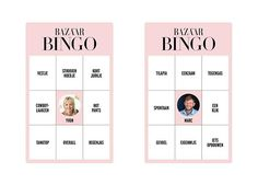 Speel mee! Boer zoekt Vrouw is van zichzelf al leuk maar met deze Boer'nbingo wordt het nóg ouderwetsch gezelliger voor de buis! Alle bingokaarten vind je via #linkinbio  #bazaarnl #boerzoektvrouw #bingo   via HARPER'S BAZAAR HOLLAND MAGAZINE OFFICIAL INSTAGRAM - Fashion Campaigns  Haute Couture  Advertising  Editorial Photography  Magazine Cover Designs  Supermodels  Runway Models