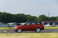 2014 Land Rover Range Rover Sport: First Drive