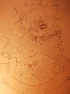 Cheshire Cat from Pandora Hearts