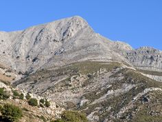 MOUNT ZAS - NAXOS - CYCLADES Greece, Around The Worlds, Mountains, Travel, Greece Country, Viajes, Trips, Traveling, Tourism