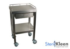 SterilKleen™ by G2 Automated Technologies, LLC. - Surgical Case Instrument Table