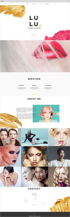 15 Free Website Templates with Built In Features - Wix Website Ideas - DIY your own website with Wix. - Check out these 15 brand new templates and find the one that speaks to you most! Website Layout, Web Layout, Layout Design, Website Ideas, Website Web, Website Design Inspiration, Design Responsive, Free Website Templates, Template Site