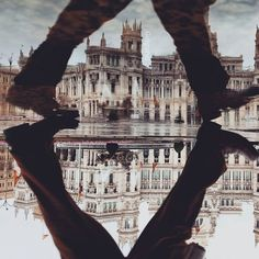 The Parallel Worlds Of Puddles | Bored Panda