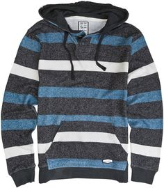 BILLABONG DAILY PULLOVER HENLEY > Mens > Clothing > Sweatshirts & Fleece | Swell.com