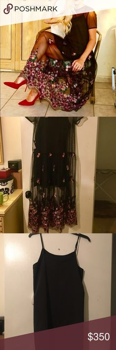 Gorgeous Imperial two pieces dress ❤️ Brand new , us  only for pictures, tags on , look awesome, size say M but I wear S and this fit very good, I can call size various because here enough room for any sizes, purchased overseas in Cyprus Lux outlet for 550€ last summer . Imperial Dresses Maxi