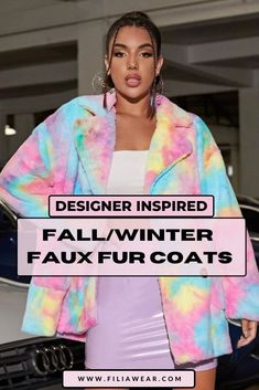 Take a look at the trendiest coats and jackets for women to wear in 2020/21. Designer inspired coats you 100% need in your wardrobe. From mink coats, camel coats inspired Gucci Black Coat Outfit, Fur Coat Outfit, Cute Fall Outfits, Basic Outfits, Winter Outfits, Fashion 2020, 90s Fashion, Autumn Fashion, Couture Coats