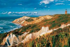 Gay Head Cliffs, Aquinnah, Mass