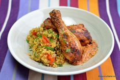 Chicken Wings, Chicken Recipes, Grains, Rice, Meat, Desserts, Food, Tailgate Desserts, Deserts