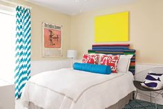 Hometalk :: Decorating with Color: Bedrooms :: Spray Paint & Chardonnay's clipboard on Hometalk