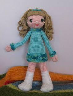 Patrones para hacer muñecas amigurumi (3)