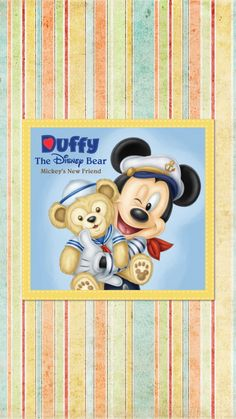 Duffy by Disney iPhone Wallpaper Disney Candy, Country Bears, Disney Bear, Star Wars Shop, Iphone Wallpaper Tumblr Aesthetic, Wallpaper Iphone Disney, Disney Jewelry, Stationery Set, Mickey Minnie Mouse