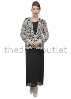 Plus Size Formal Jackets