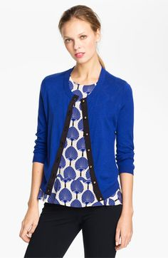 kate spade new york 'jeremy' cardigan available at #Nordstrom