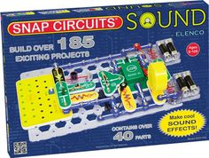 Snap Circuits Sound on www.amightygirl.com