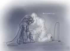 by Ferisae awww Time :( I love finding art like this