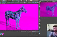 How to create a Cellular Look in Cinema 4D | 3DArt