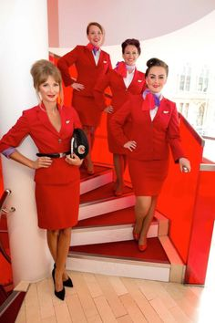 Virgin Atlantic domestic service Little Red takes over Virgin Money Lounge King Street Manchester to launch Little Red World. launched by Millie Mackintosh from reality TV show 'Made in Chelsea' Linked Bi Line greatly appreciated markwaugh. Millie Mackintosh Dresses, Airline Uniforms, Airline Jobs, Airline Cabin Crew, Virgin Atlantic, Girls Uniforms, Flight Attendant, Lady In Red, Role Models